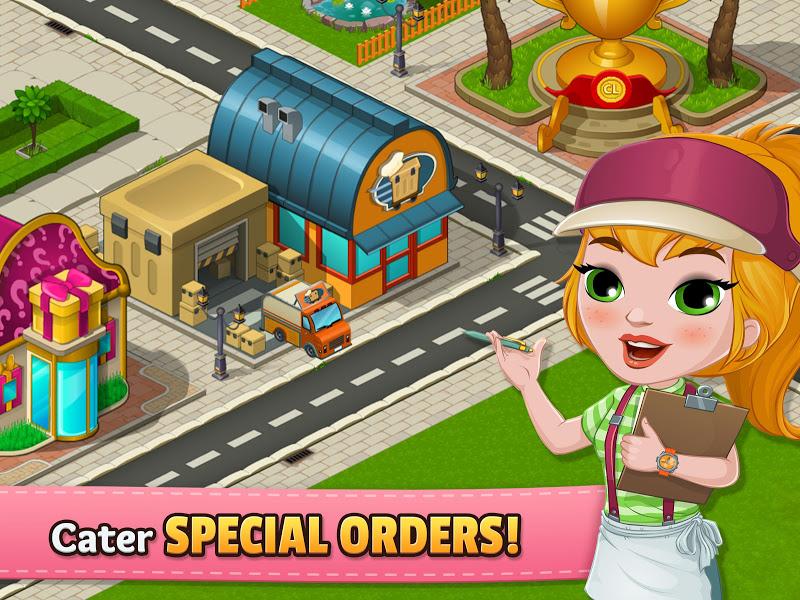 Cafeland - World Kitchen Screenshot 11