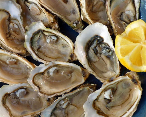 Oysters Picture: Free stock image/pixabay