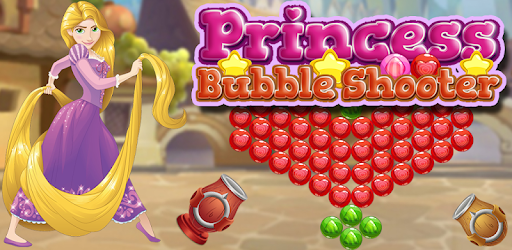 Play Amazing bubble shooter games with New Bubble Shooter Bubble Princess Games