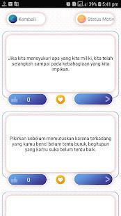 Download Status WA Kekinian ~ Status WA Keren For PC Windows and Mac apk screenshot 6
