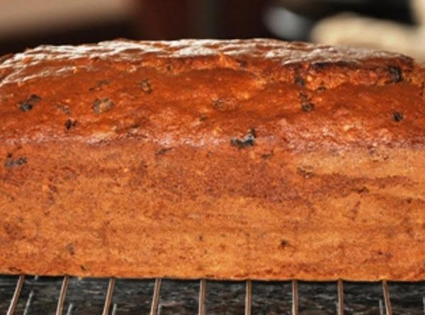 Holiday Spice Bread Recipe