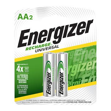 Pila ENERGIZER Recharge