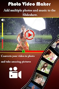 Photo Video Maker With Music – Best Video Movie Slideshow