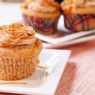 Caramel Churro Cupcakes