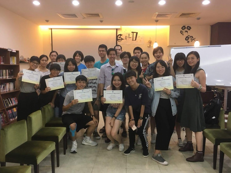 106-2 Study Group學習小組