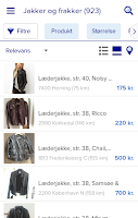 Screenshot of DBA – buy and sell used goods