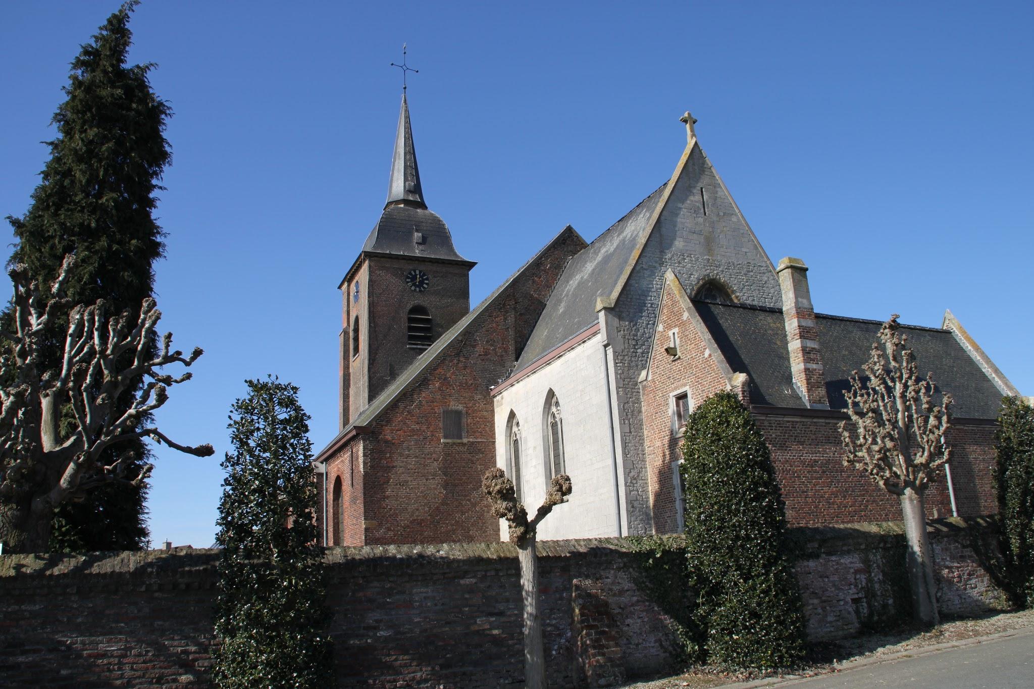 Photo: De Sint-Petruskerk in Kaster