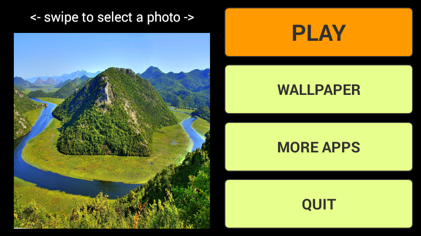 android Fluss LWP + Puzzle Screenshot 0
