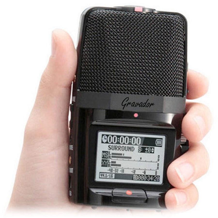 Screenshots of Gravador de Voz com Alta Qualidade Voice Recorder for iPhone