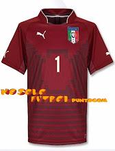 Photo: Italia Portero 1ª Mundial 2014 * Camiseta Manga Corta