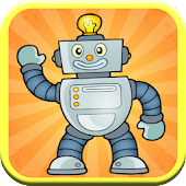 Robot Games For Kids - FREE!