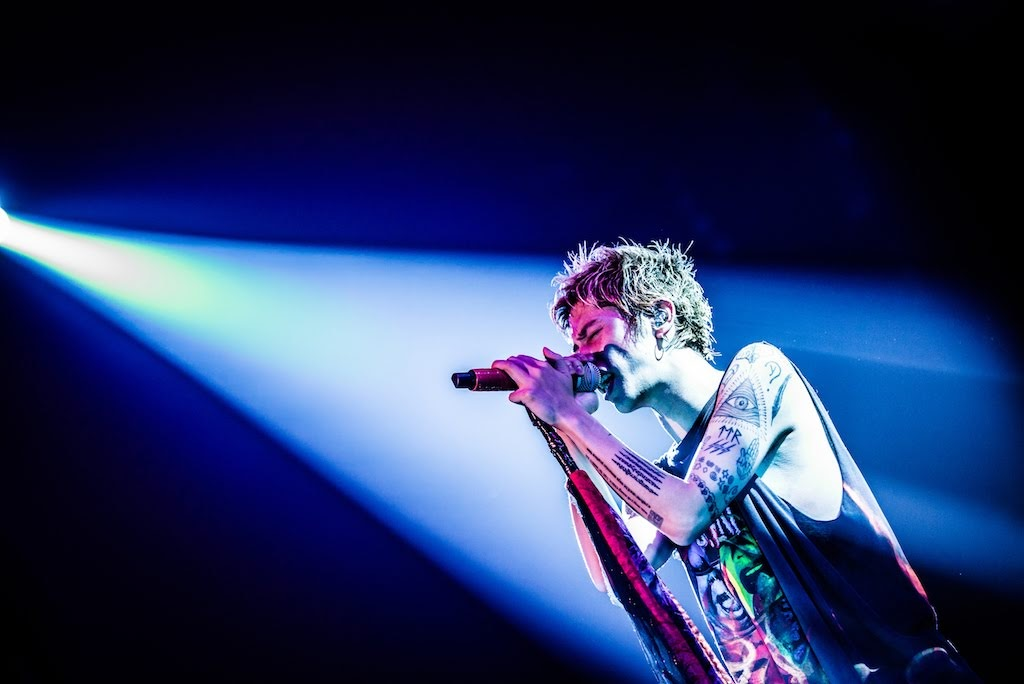 ONE OK ROCK  6月重返台北小巨蛋 三場創日本藝人新紀錄