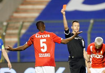 """Mbaye Leye revient sur la carte rouge de Sissako : """"Cela tue le match"""""""