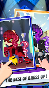 Tải Girl Power Pony Super Hero APK