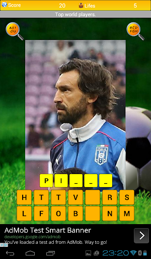 Soccer Players Quiz 2017 PRO 1.12 screenshots 19