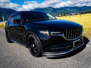 CX-5 KF2P AWD XD PROACTIVE・2019年式(H31.2) 年次改良モデルのカスタム事例画像 TSUN【つん】さんの2021年10月21日17:59の投稿