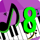 Scale Shuffle ABRSM Piano Scale Flashcards Grade 8 (app)