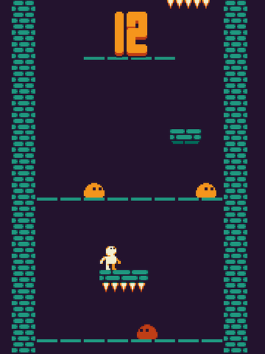 Upthing: Endless Arcade Jumper