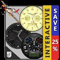 Aviator watch face HD Bundle icon