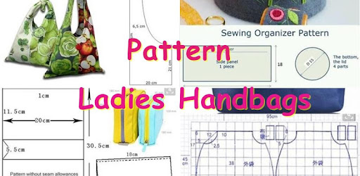 Sacs à main Ladies Pattern