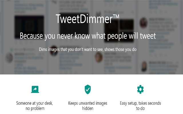 TweetDimmer
