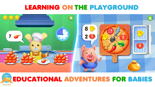 Toddler Learning Games Smart Shapes And Colors  screenshots 4