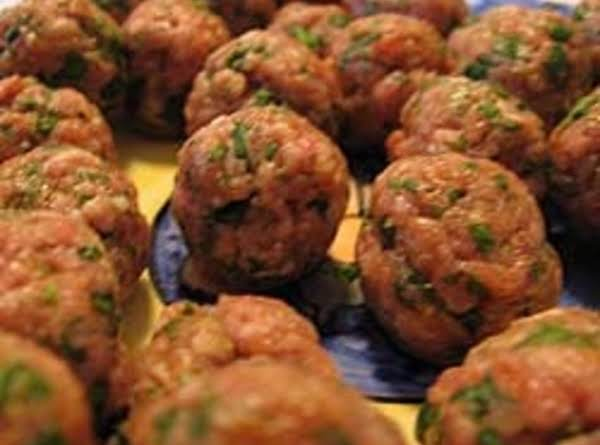 The Every Day Meatball Recipe