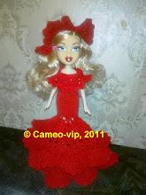 Photo: №БР2. 130грн. Платье+шляпка Bratz