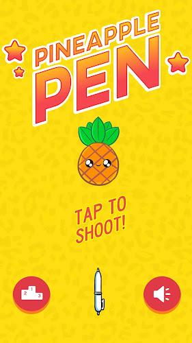 Pineapple Pen Android App Screenshot