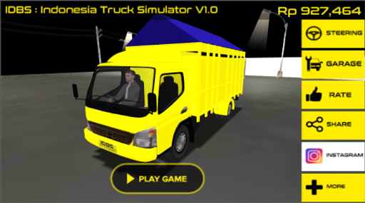 IDBS Indonesia Truck Simulator  screenshots 5