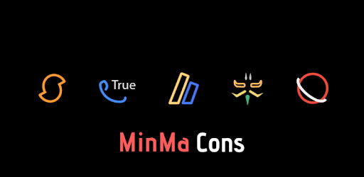 Best Android Icon Pack 2020 MinMaCons Icon Pack   Apps on Google Play
