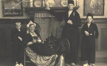 Photo: Duur, Trien, Leen en Roel Alblas