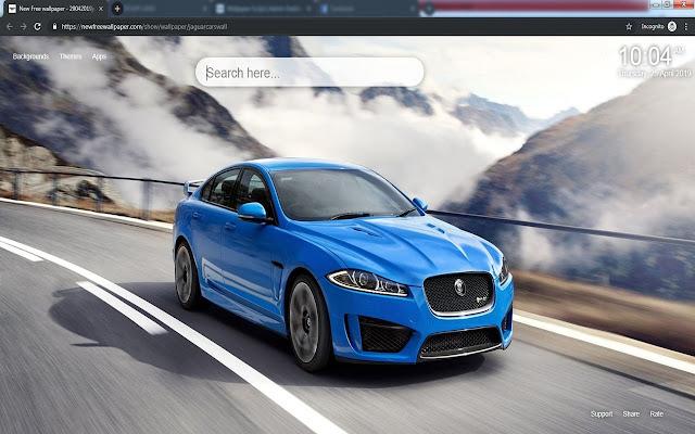 Jaguar Cars Wallpapers HD New Tab