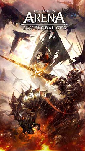 FallenSouls - Dragon Battle screenshot 11