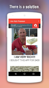 I Am Rich Premium - náhled