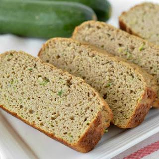 Sugar-Free Paleo Coconut Flour Zucchini Bread