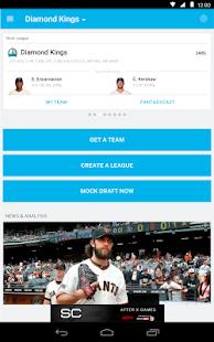 ESPN Fantasy Baseball Screenshot 8