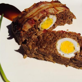 Meatloaf With An Asian Twist