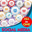 Social Networking All in One icon
