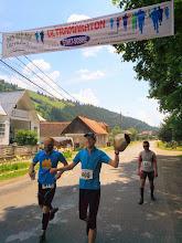 Photo: Finish line - day 3