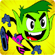 Beast boy Super Jungle Adventure Run 3D Titans Go (game)