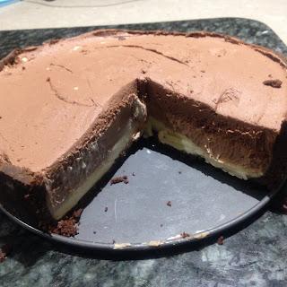Multi-Layered Chocolate Cheesecake