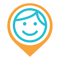 Family Locator, phone tracker icon