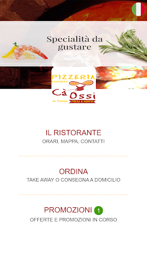 Pizzeria Ca'Ossi screenshot 1
