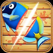 Ninja Fish - Fish Cut
