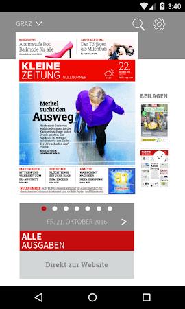 Kleine Zeitung ePaper 3.0.12 screenshot 1298912