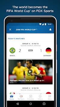 FOX Sports: Watch 2018 FIFA World Cup™ Live