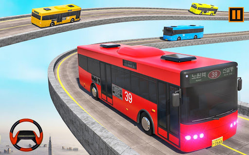 GT Bus Mega Ramp Stunts 2020  captures d'écran 1