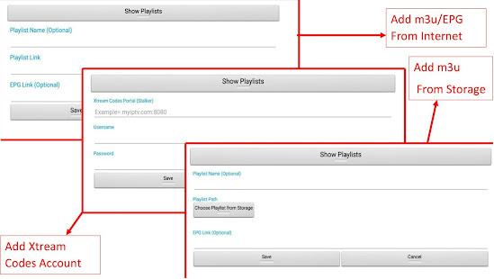Ultimate IPTV Playlist Loader PRO for PC / Windows 7, 8, 10