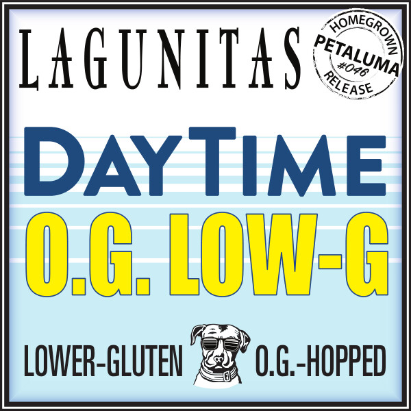 Logo of Lagunitas Daytime O.G. Low-G